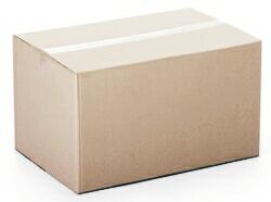 Мягкая упаковка. Картонная коробка