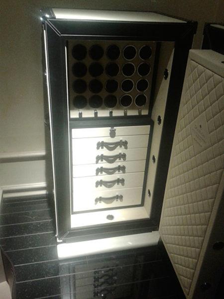 Упаковка сейфа